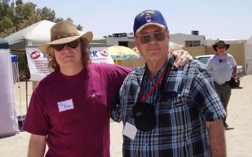 Bill Hamilton and Bill Ryan
