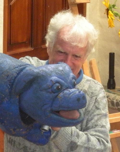 Le Dr. Brian O'Leary et le Cochon Bleu