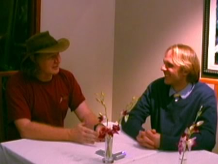 David Wilcock and Bill Ryan