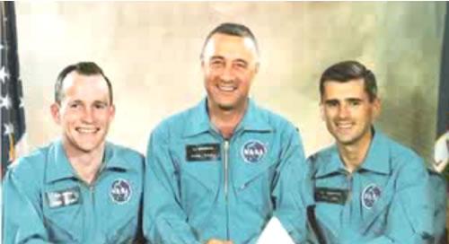 10                               astronautes de la NASA