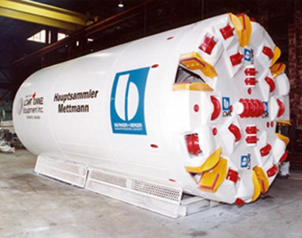 tunnel boring machine nasa - photo #41
